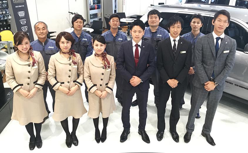 春日井店スタッフ集合